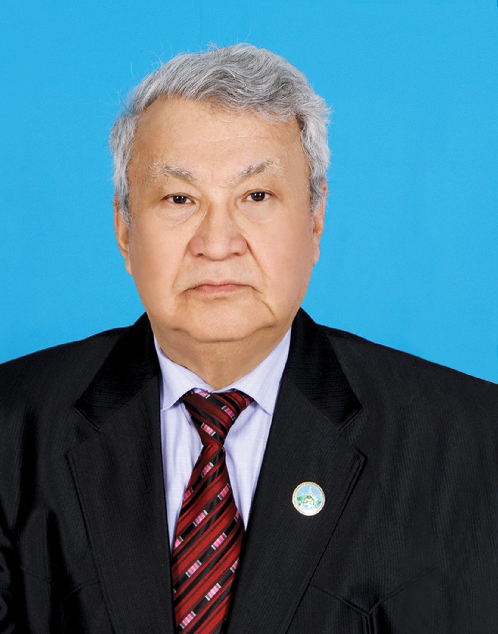 Член попечительского совета, Региональный координатор по Мангистауской области Утесинов Аманжан Нургалиевич