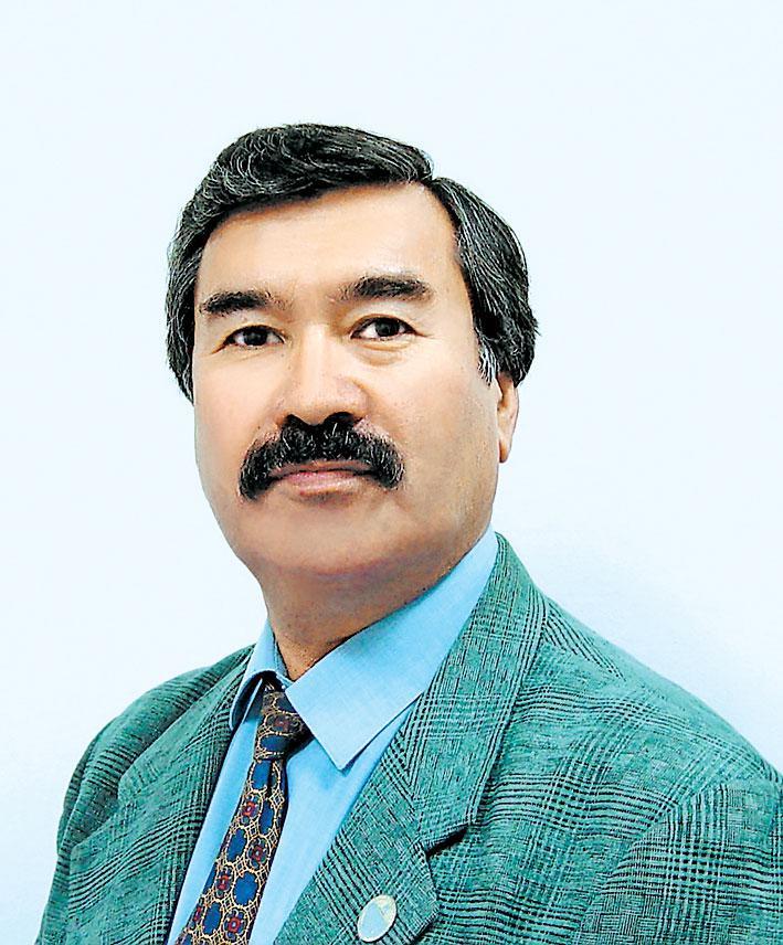 Член попечительского совета.Региональный координатор по Западно -Казахстанской области - Махуов Балтабек Махуович